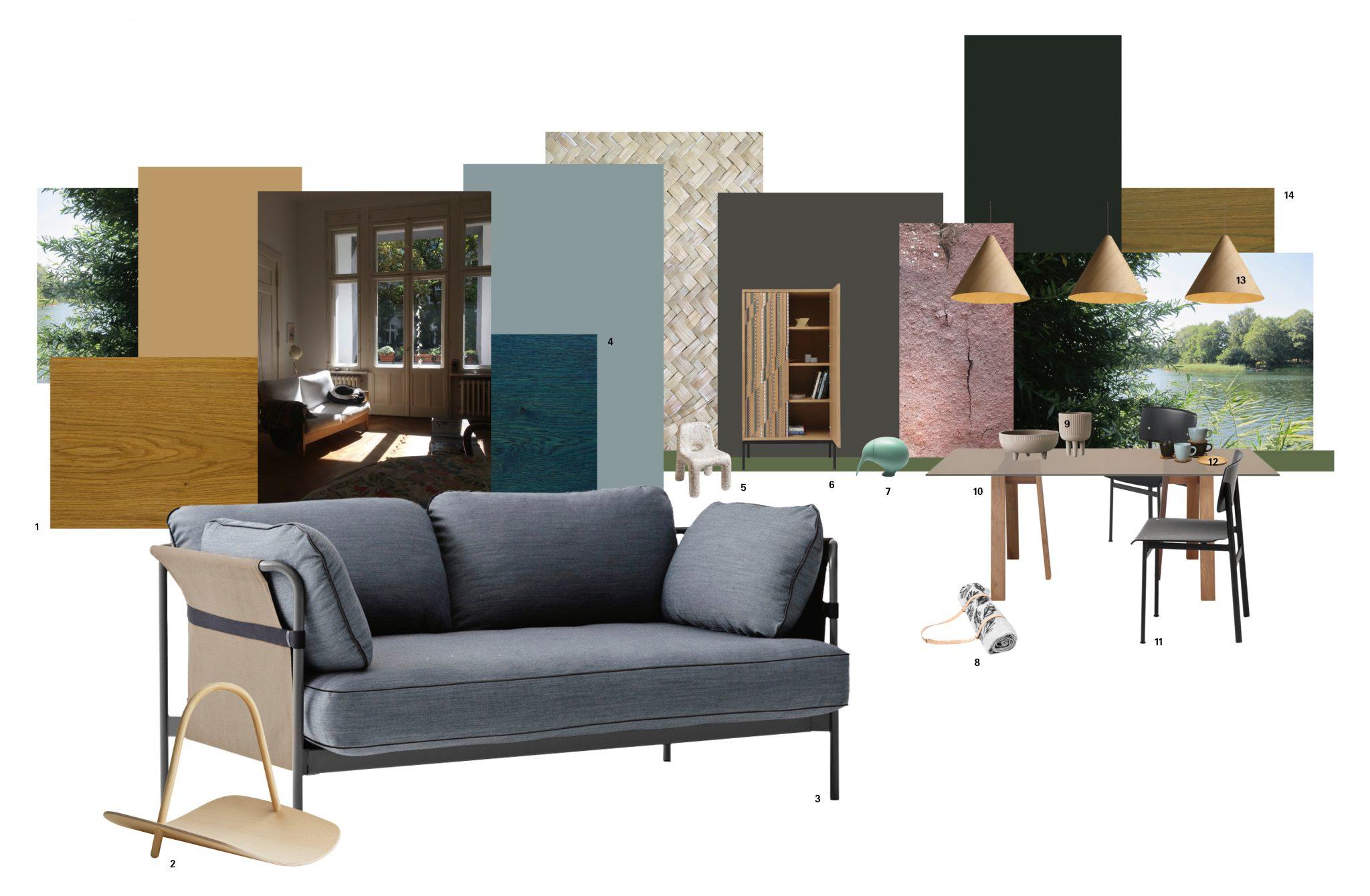 Čo ovládne interiéry v roku 2019? Pokojná atmosféra uspokojí túžbu po pohode